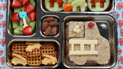 Fill your ADHD child's lunchbox with healthy food he actually likes and will eat