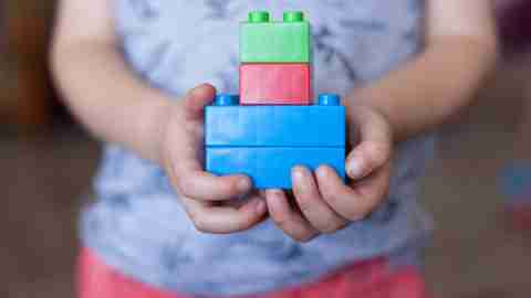 Parenting ADHD Children: Toys That Build Skills