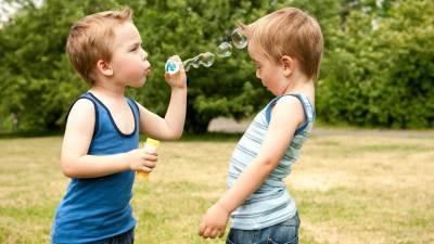 ADHD siblings growing up