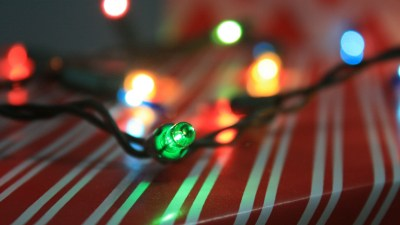 Presents, lights, and holiday tips