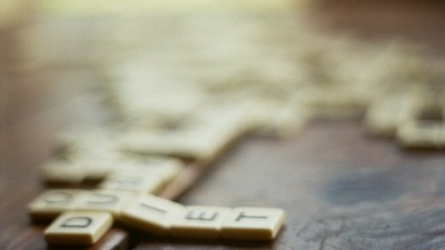 Scrabble and games help learning