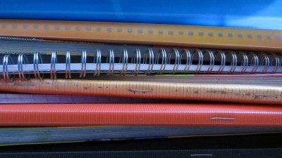Coaching academics requires the right equipment; Notebooks, Folders, Binders