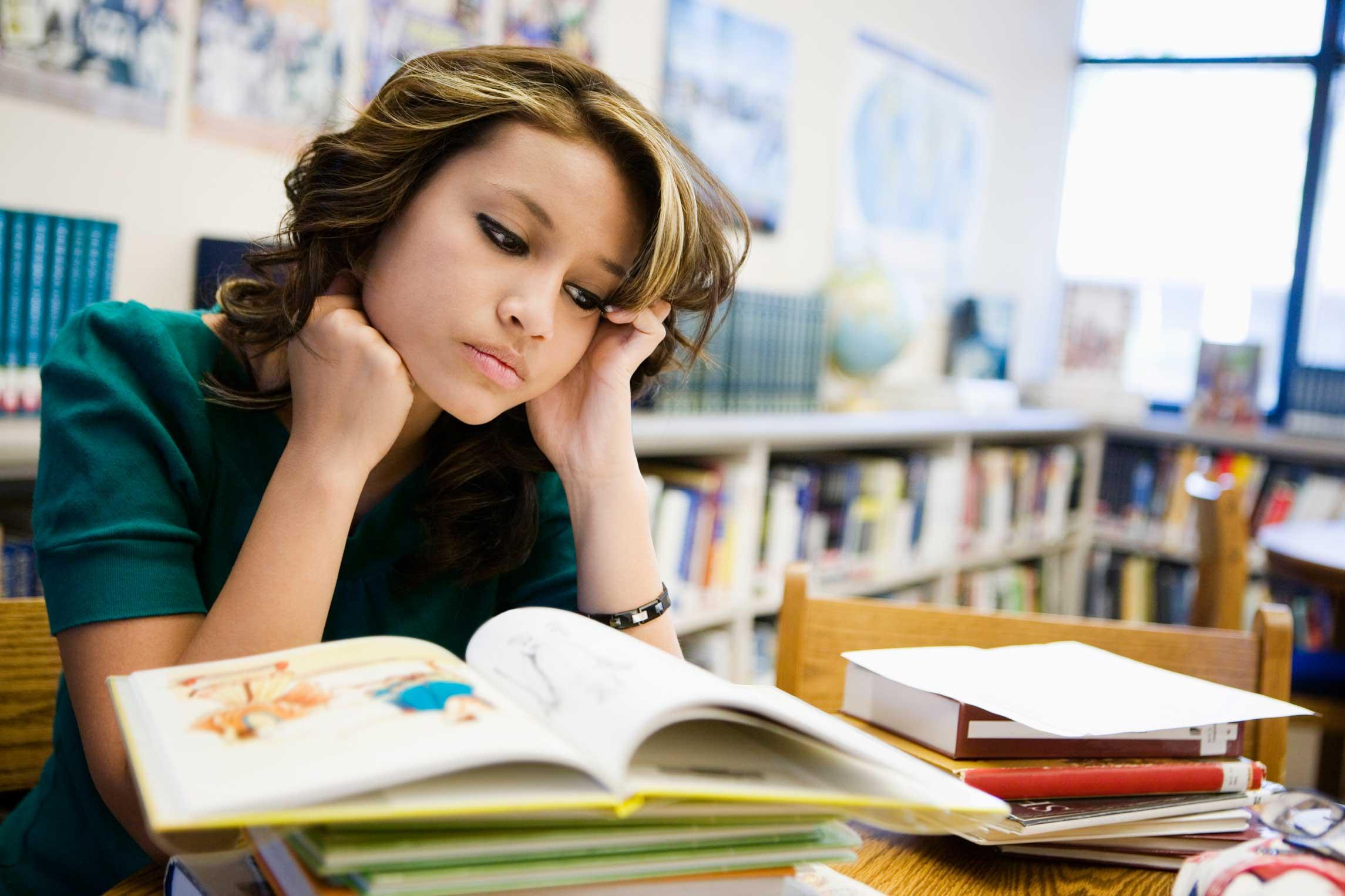 Homework help for high school