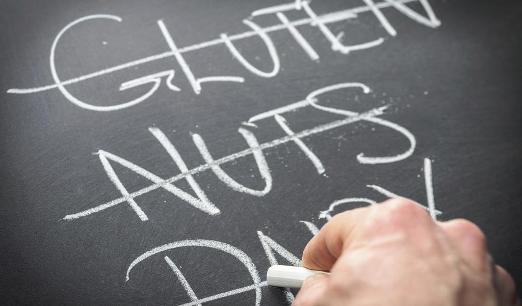 Food alergy elimination diet