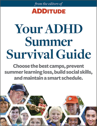 Your ADHD summer survival guide