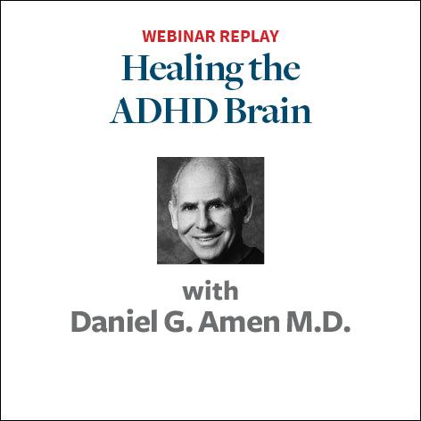 healing the adhd brain
