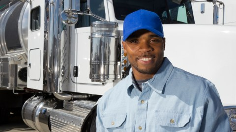 A truck driver is amoung the worst jobs for ADHD