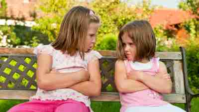 Angry sisters could be labeled as having ODD or ADHD, but it could be an entirely different condition.