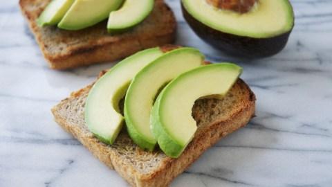Avocado on toast, one of ADDitude's quick breakfast recipes