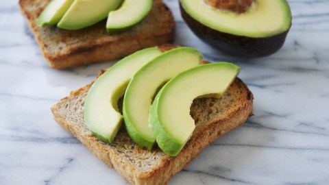 Avocado on toast, one of ADDitude's quick breakfast recipes