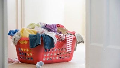 Students, especially those with ADHD, should learn how to do laundry before college.