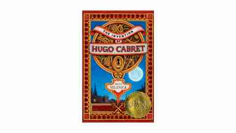 The Invention of Hugo Cabret is a great book for children with ADHD to read