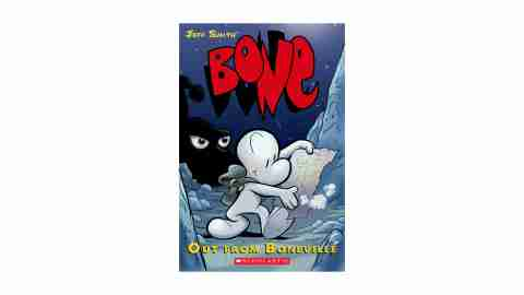 Bone is a great book series for children with ADHD to read