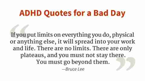 """""""There are no limits."""" - Bruce Lee"""