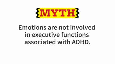 Recent research has shown the important role of emotions in ADHD. Some research has focused solely on the problems in regulating emotions without sufficient inhibition. Research has also shown that a chronic deficit in emotions that comprise motivation is an impairment for most individuals. This makes it hard for them to arouse and sustain motivation for activities that don't give immediate and continuing reinforcement.