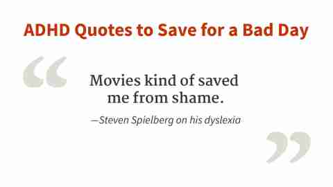 """Movies kind of saved me from shame."" - Steven Speilberg"