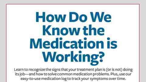 How to know if ADHD medication is working