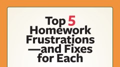 Top Homework Frustrations and Fixes