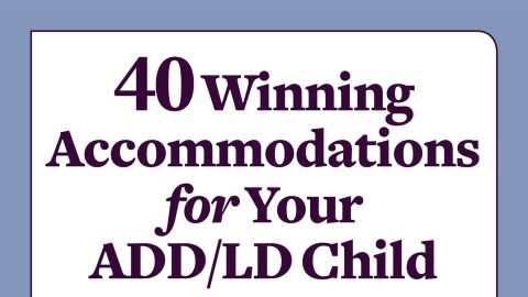 40 Best 504 Accommodations: Free Guide to Help Kids with ADHD