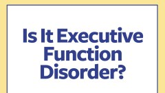 Executive Function: 7 ADHD Planning, Prioritizing Deficits