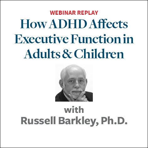 How ADHD Affects Executive Function in Adults and Kids
