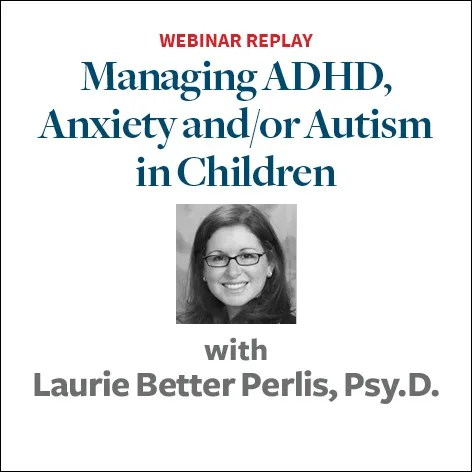 parent's guide to anxiety autism adhd