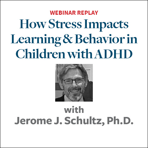 how stress impacts learning and behavior in adhd kids