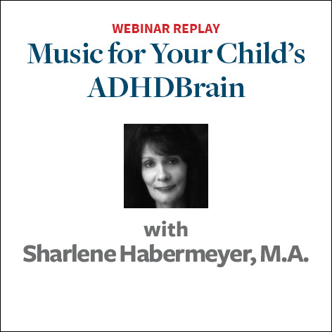 music for your childs adhd brain