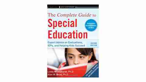 The Complete Guide to Special Education is a great book for parents of children with ADHD