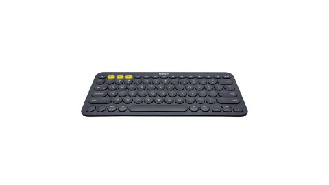 The Logitech K380 Multi-Device Bluetooth Keyboard is a great school tool for children with ADHD