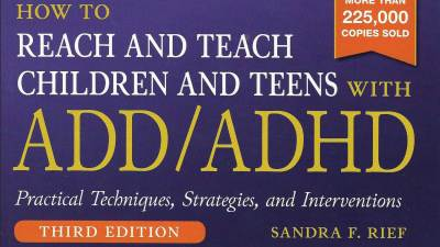How to Reach and Teach Children and Teens with ADD/ADHD cover