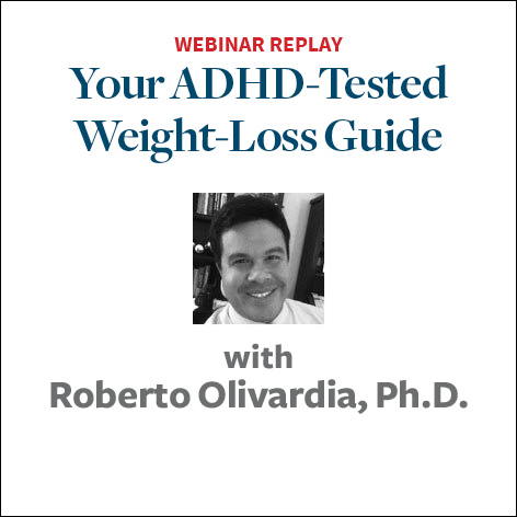 Your ADHD-tested Weight-Loss Guide