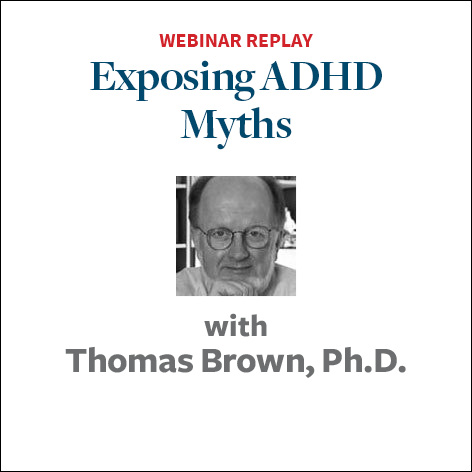 exposing adhd myths