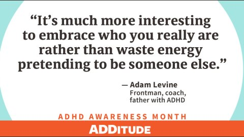 ADHD is a real disorder