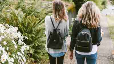 adhd teen girl making friends middle school
