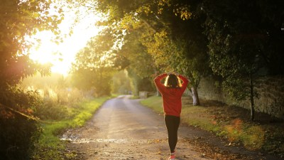 running way from problems adult adhd woman