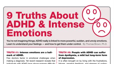 Understanding Benefits Of Adhd >> Free Adhd Downloads And Resources Expert Information On Add
