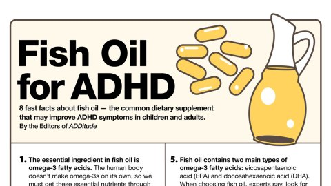 Adhd And Diet Effect Of Omega 3 Fatty >> Fish Oil An Alternative Adhd Therapy For Children And Adults