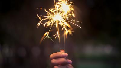 July 4 fireworks for sensitive kids