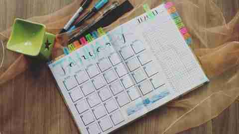 Best paper planners for ADHD minds