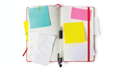 how to use a planner like the one pictured when you have adhd