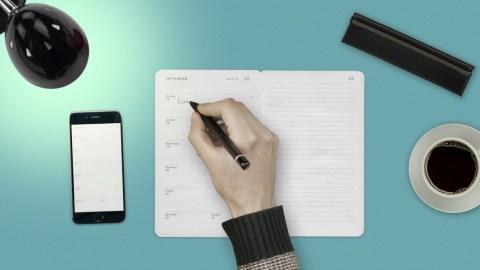Moleskine Smart Journal