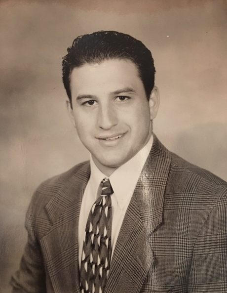 At age 19, Jeff posed for his first professional picture as a top salesman for an auto dealership. While math was never his forte' in school, he quickly learned to compute his commissions in his head.