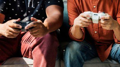 ADHD in teens video games
