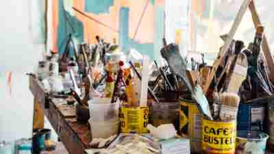 Art Supply Storage Ideas for ADHD Creatives