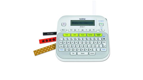 Holiday gift ideas for adults with ADHD - label maker