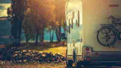 An RV road trip