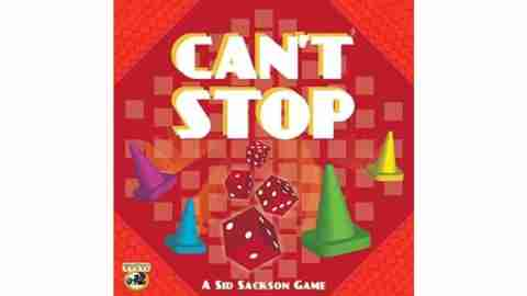 Can't Stop - Board Games for ADHD Kids