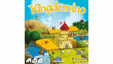 Kingdomino - Best Games for ADHD Teens
