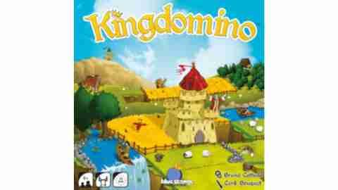 Kingdomino - Best Games for ADHD Teens